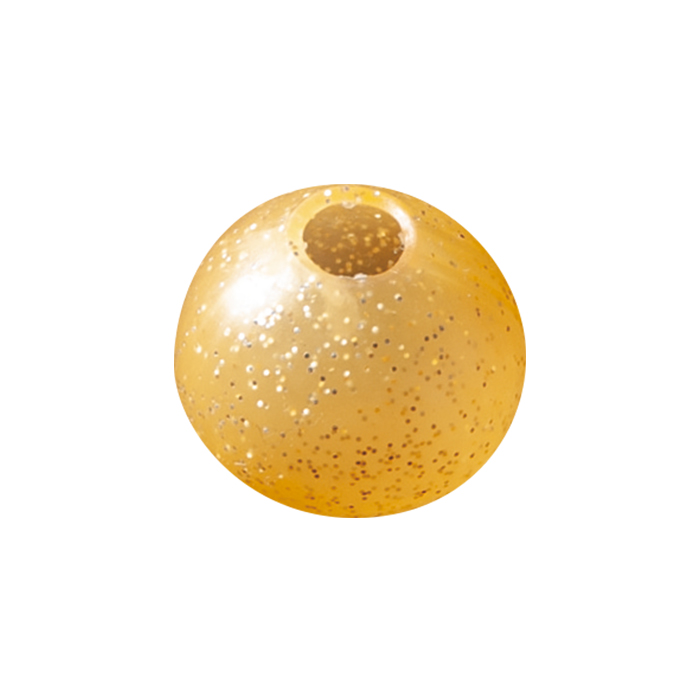 5 オレンジ/シルバーフレーク