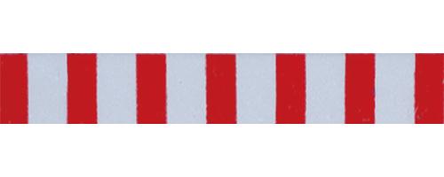42 紅白ゼブラ