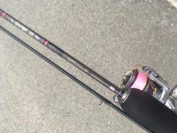 釣りは楽しい。